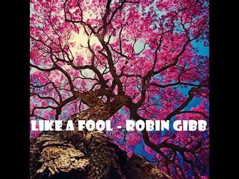 Like A Fool - Robin Gibb          LYRICS