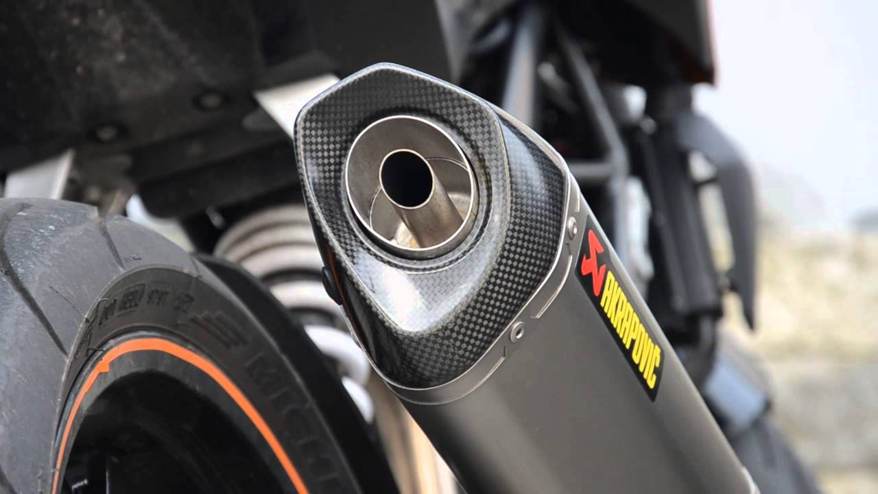 Ktm Rc Exhaust Akrapovic