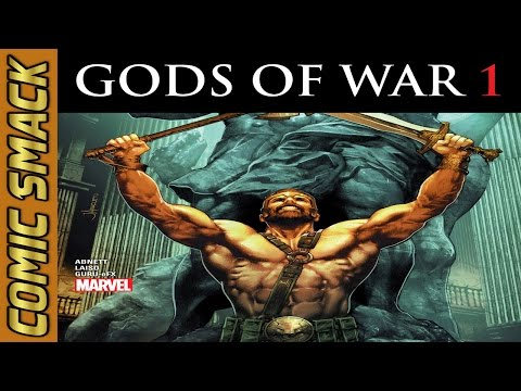 Civil War II Gods Of War #1 Comic Smack