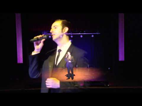 Twelfth of Never - Mike Palmer - The Lounge Singer