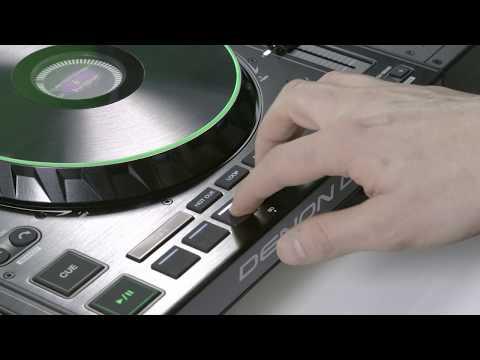 Denon DJ SC6000 + SC6000M Media Player - Feature Overview