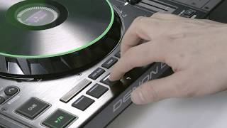 Denon DJ SC6000 + SC6000M Media Player - Feature Overview