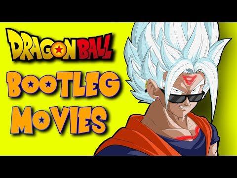 BOOTLEG Dragon Ball Movies - TotallyNotMark