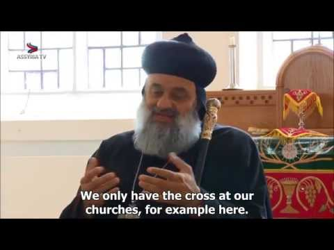 Syriac Orthodox Patriarch Aphrem II discussing with Assyria TV about the Syriac church position