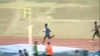 Усэйн Болт 400м