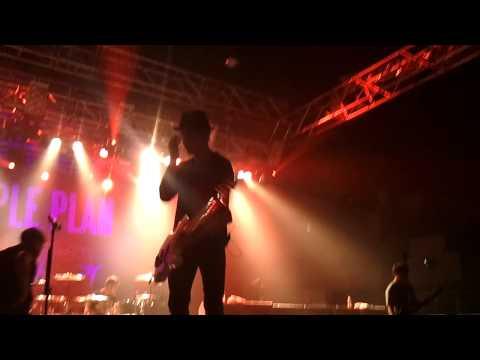 Simple Plan in Prague - Jet lag 2.9.2011