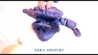 Комбинезон трансформер(http://www.ekka-shop.ru/kurtki_palto/kombinezon_transformer_misha_pukh/ Комбинезон размер 68 идет на рост 68-74 Ткань: P/Dewspo Oil Cire ..., 2014-10-21T09:12:10.000Z)