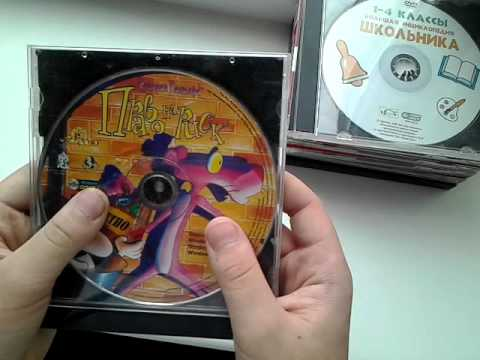 Мои диски #1. Игры на ПК!