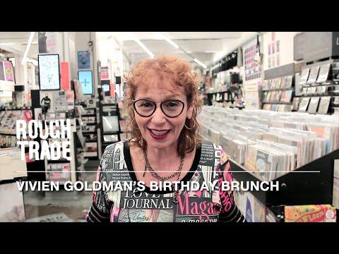 Vivien Goldman's Birthday Brunch | Rough Trade