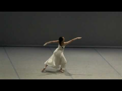 2008 Selections 17-18 year olds - Contemporary Variations - Akane Takada