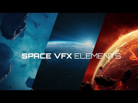 Space VFX Elements - Promo Video