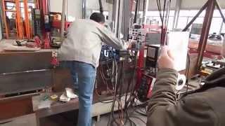 Установка EGW для электрогазовой сварки вертикальных швов при изготовлении стальных резервуаров(, 2014-11-11T09:51:10.000Z)