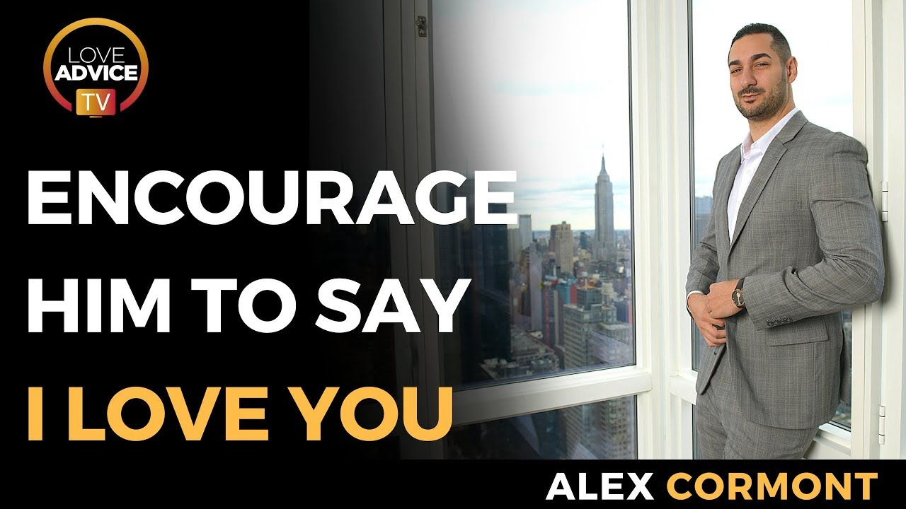 Encourage Him To Say I Love You | EASY Way To REBUILD ATTRACTION With Him