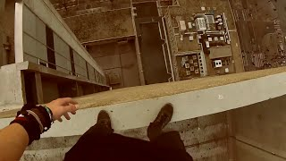 How Parkour looks - First Person Parkour (POV)