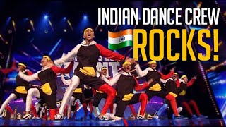 Download lagu X1X Indian Dance Crew Are The V. Unbeatable of Britain's Got Talent!