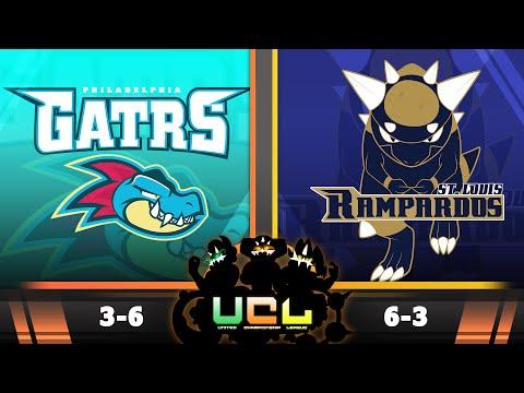 Pokemon ORAS Wifi Battle   Philadelphia Feraligatrs VS St. Louis Rampardos (Week 10 - UCL)