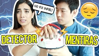 LIE DETECTOR SHOCK, YOU CHEATED ON ME? | Claudipia