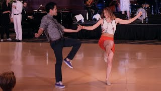 Lindyfest 2014 - Advanced/all-star Strictly Lindy Hop Finals
