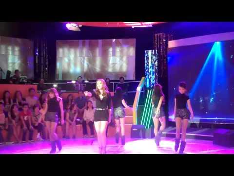 Maja Salvador sings her new single 'Dahan Dahan' on Gandang Gabi Vice