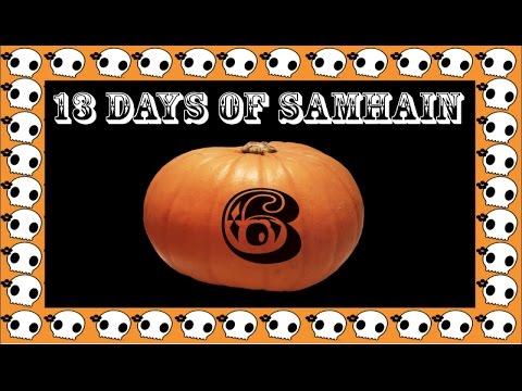 13 Days Of Samhain ~Day 6~ (Food & Drink)