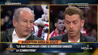 💥El ZASCA de PETÓN a JOTA Jordi recordando Anfield