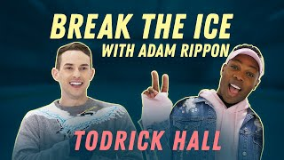 Todrick Hall Teaches Me How to Booty Pop! Break the Ice with Adam Rippon