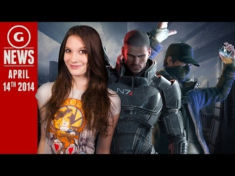 Watch Dogs Ultra Specs + New Mass Effect On PS4/Xbox One? - GS Daily News