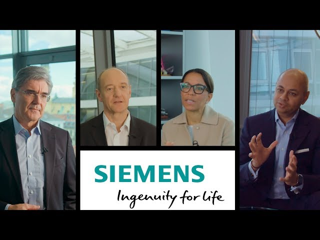 Siemens: Advancing technologies to serve society
