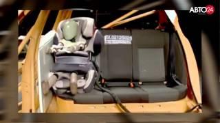 Детские автокресла. На шпильках. АВТО24(Автомобили являются не только средством передвижения, но и средством повышенной опасности, особенно для..., 2015-02-16T22:49:28.000Z)