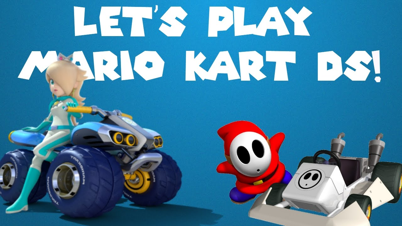 how to play multiplayer on mariocart ds