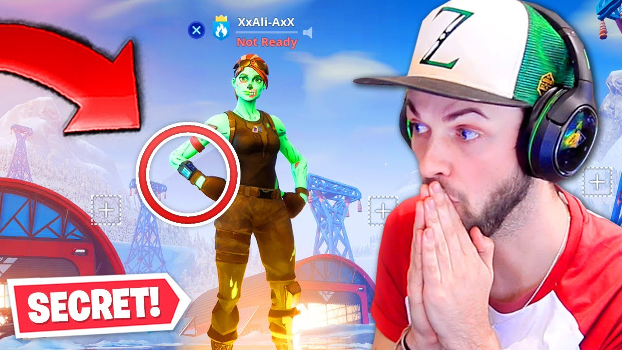 4c6c7688 Fortnite's trying to HIDE this from us! - #Fortnite #AliAarmy - ArcadeTube