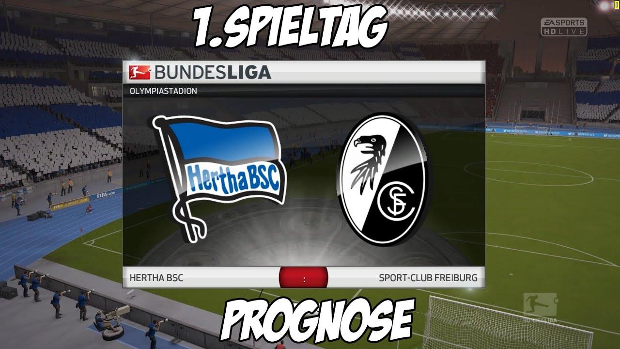 Bundesliga Prognose 16/17