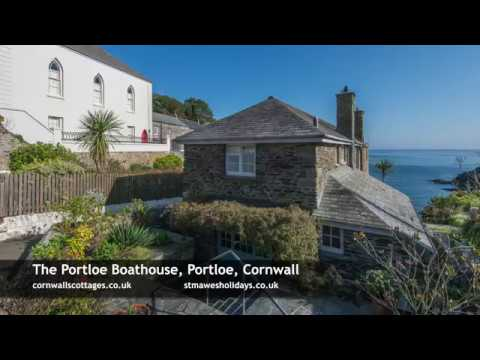 portloe in holiday cottages self near catering cottage linhay