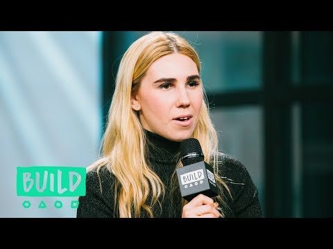 Zosia Mamet's First Impression Of