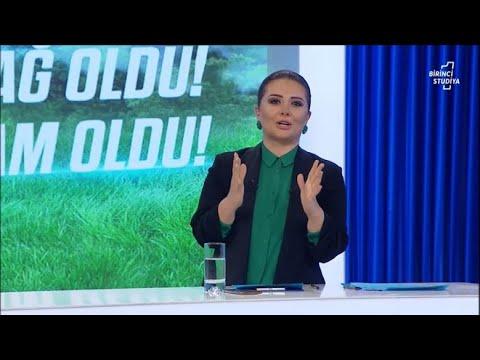 Azerbaycan Televizyonu 1. Studiya'da 'Vur Emri' Türküm Haber Oldu.