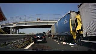 Accident autostrada Italia