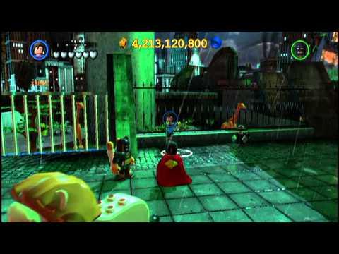LEGO Batman 2 DC Super Heroes Gold Brick Zoo Animal Runs