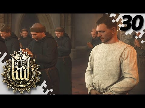 KINGDOM COME: DELIVERANCE - Into The Monastery - EP30 (Gameplay)