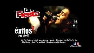 01-Yo Tu Amor Infiel-Aventurera-Vuela-Obsesion-Ay Te Va,Te Va-Ella