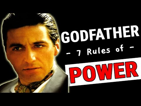 How To Be Dominant: 7 Power Moves From The Godfather (Movie Analysis)