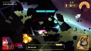 Galak-Z Epic Void Fight
