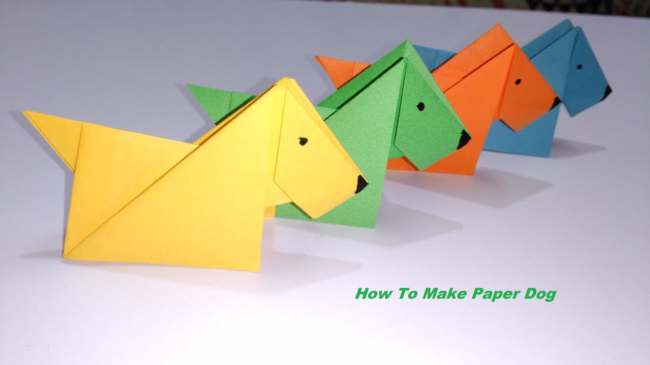origami paper crafts ideas paper origami paper crafts for easy paper 5053