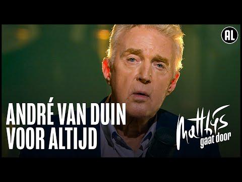 André van Duin - Voor Altijd | Matthijs Gaat Door