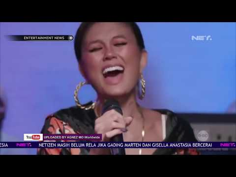 Agnez Mo Pertama Kali Tampil di Billboard Live Streaming Los Angeles Mp3