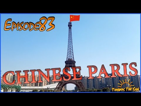 Chinese Paris. Hangzhou, Guangzhou (China). Towards The Sun by Hitchhiking 83