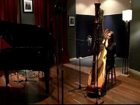 Harpist and Classical Singer Adelaide