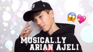 ARIAN AJELI😱 | Musical.ly 🔥💗Best Compilation