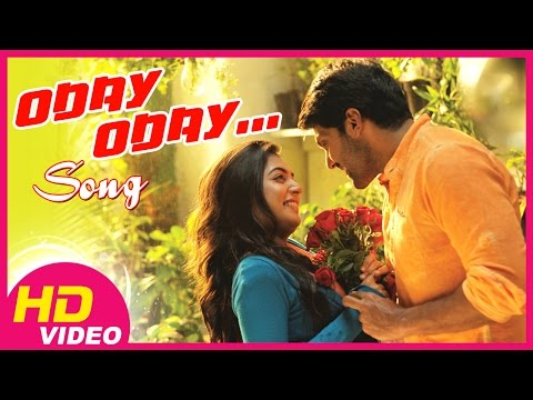 Raja Rani Songs | Video Songs | 1080P HD | Songs Online | Oday Oday Song |