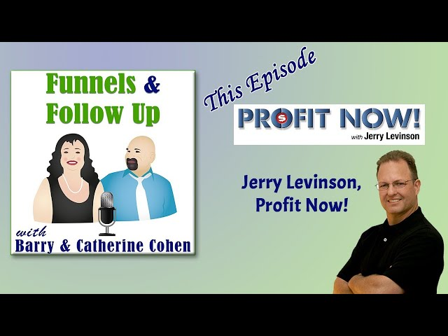 Jerry Levinson, Profit Now!