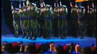 The Red Army and The Blue Army Gold Medal Best Chinese Contemporary Dance Group Dance 红蜽堺 www keepvid com